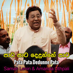 Pata Pata Dedunne Pata - Single