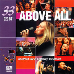 Above All – Live Worship Collection