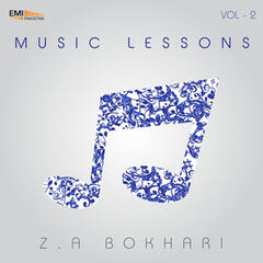 Music Lesson by Z.A. Bokhari, Vol. 2