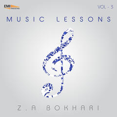 Music Lesson by Z.A. Bokhari, Vol.3