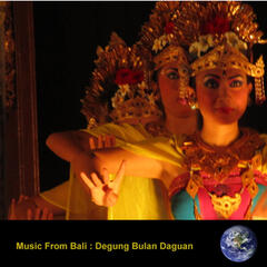 Music From Bali : Degung Bulan Daguan