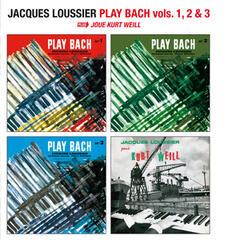 Play Bach Vols. 1, 2 & 3 + Joue Kurt Weill