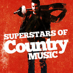 Superstars of Country Music