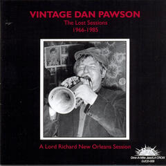Vintage Dan Pawson - The Lost Sessions 1966-1985
