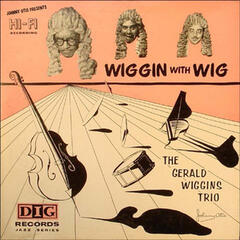 Johnny Otis Presents Wiggin with Wig