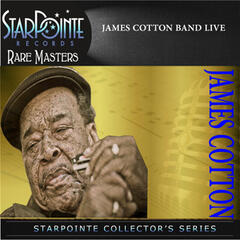 The James Cotton Band Live