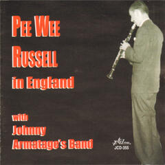 Pee Wee Russell in England