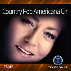Country Pop Americana Girl