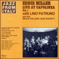 Jazz from Italy - Eddie Miller live at Capolinea Vol.1
