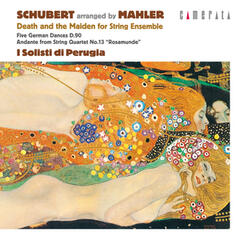Schubert (arranged by Mahler): Death and the Maiden for String Ensemble, Andante from String Quartet No. 13 'Rosamunde'