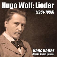 Hugo Wolf: Lieder (1951-1953)