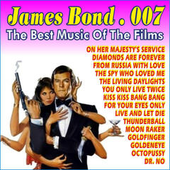 James Bond 007-The Best Music of the Films