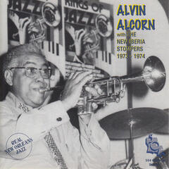Alvin Alcorn with the New Iberia Stompers 1973-1974