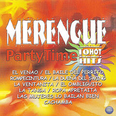 Merengue Party Time: 10 Hot Summer Hits