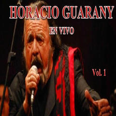 Horacio Guarany en Vivo, Vol. 1
