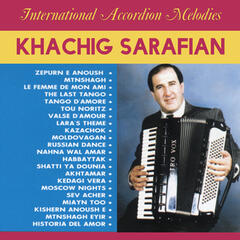 International Accordion Melodies