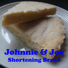 Shortening Bread
