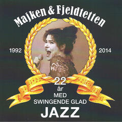 22 År Med Swingende Glad Jazz