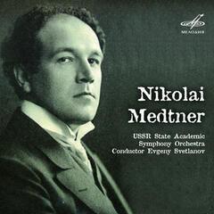 Nikolai Medtner: Piano Works