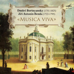 Bortniansky: Chamber Symphony & Three Romances - Benda: Concerto for Harpsichord and String Orchestra