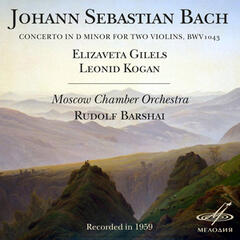 Bach: Concerto in D Minor for Two Violins, BWV 1043