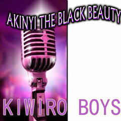 Akinyi the Black Beauty