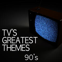 Tv's Greatest Themes - 90's
