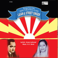 Songs from the New Theatres Films Street Singer & Lagan
