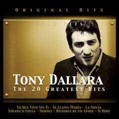 Tony Dallara. The 20 Greatest Hits