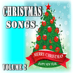 Christmas Songs: Merry Christmas, Happy New Year, Vol. 2 (Instrumental)