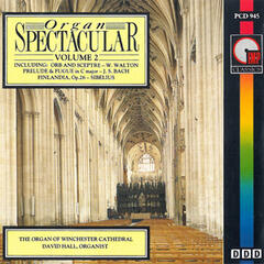Organ Spectacular, Vol. 2