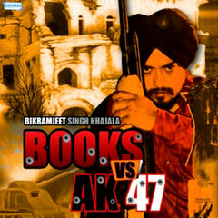 Book V/S Ak47 - Single