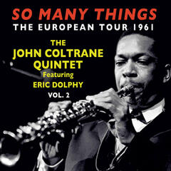 So Many Things: The European Tour 1961, Vol. 2