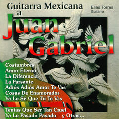Guitarra Mexicana a Juan Gabriel