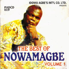 Best of Nowamagbe, Vol. 1