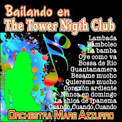 Bailando en The Tower Nigth Club