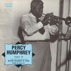 Percy Humphrey / Blind Gilbert's Trio