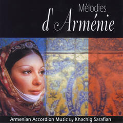 Melodies d' Armenie: Armenian Accordion Music