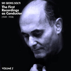 The First Recordings as Conductor (1949 - 1958), Volume 2