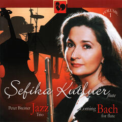 Sefika Kutluer, Coming Bach for Flute Vol. 1