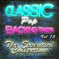 Classic Pop Backing Tracks, Vol. 15