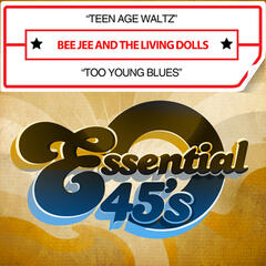 Teen Age Waltz / Too Young Blues (Digital 45)