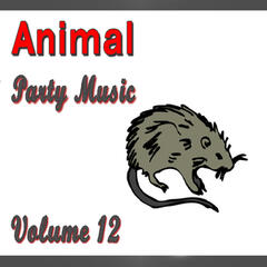 Animal Party Music (Europe Edition), Vol. 12