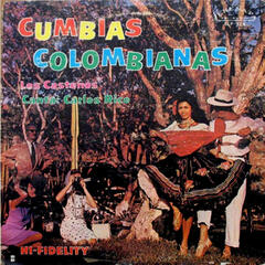 Cumbias Colombianas, Vol. 2