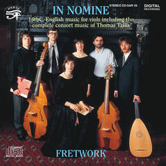 In Nomine Sixteenth Century Music for Viols