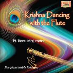 Krishna Dancing with the Flute