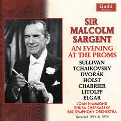 Sir Malcolm Sargent - An Evening at the Proms