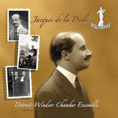 Detroit-Windsor Chamber Ensemble: J. de la Presle