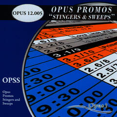 "Opus Promos ""Stingers & Sweeps"""