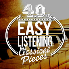 40 Easy Listening Classical Pieces